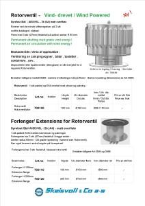 Rotorventil 2015 - up
